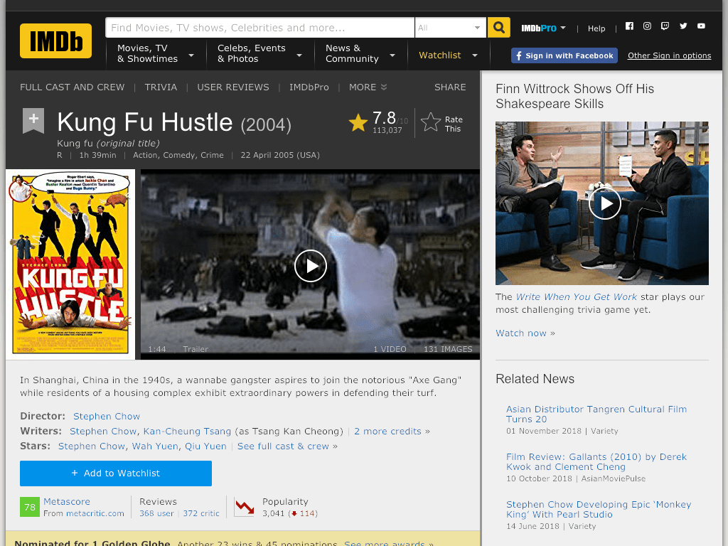 Kung fu Movie FREE